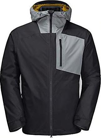 jack wolfskin genesis jacket 3 in 1 doppeljacke herren