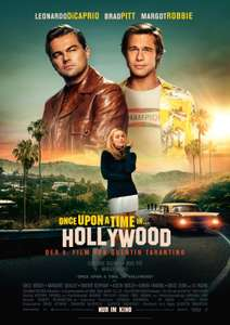 [Prime Video] Once Upon A Time In... Hollywood (4k UHD)