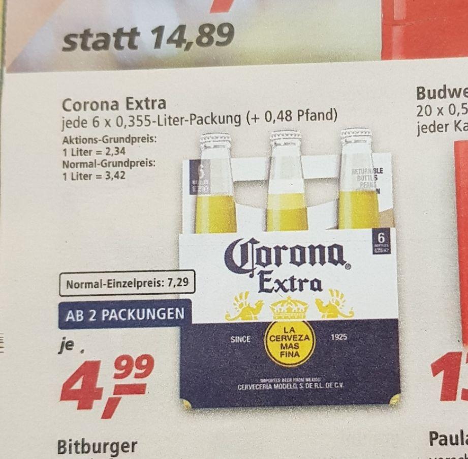[real] Ab 17.02. 12 Flaschen Corona für 'nen 10er (zzgl. Pfand)