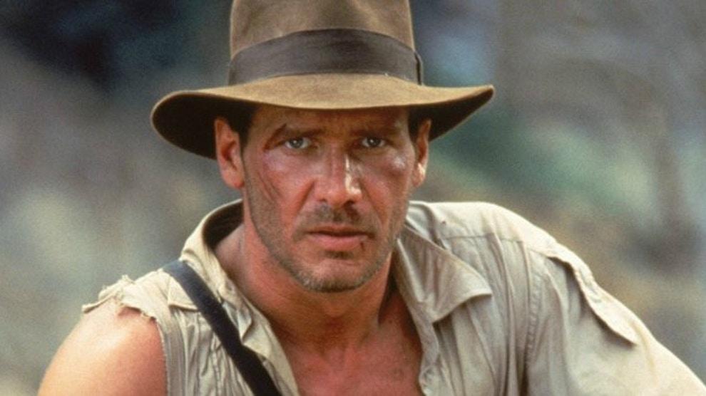 Indiana Jones - The Complete Adventures [Blu-ray] 1-4 / Amazon Prime
