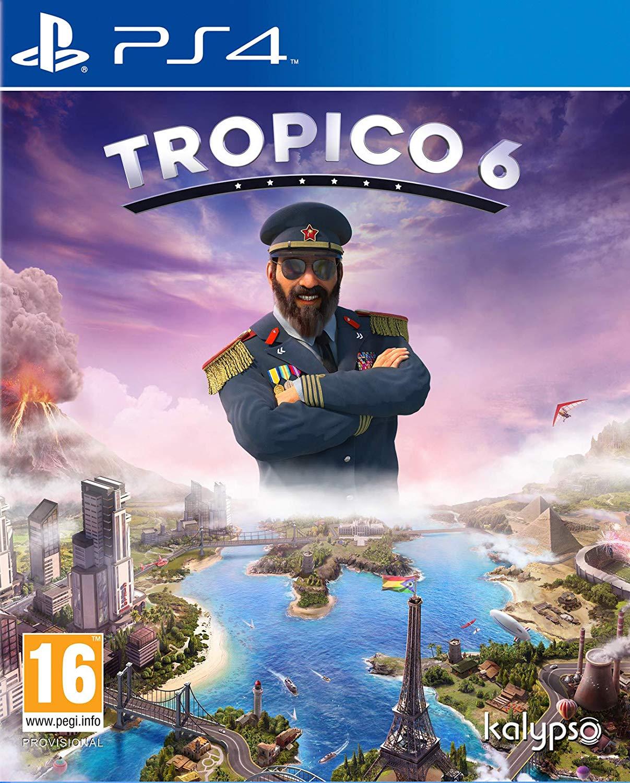 Tropico 6 (PS4) für 23,71€ (Amazon IT)