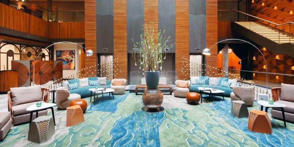 Berlin: Design-Hotel Titanic Chaussee - 2 Pers. im DZ inkl. Frühstück & Spa-Eintritt