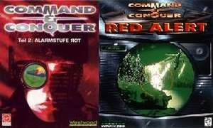 Play Command & Conquer Red Alert 1 / Alarmstufe Rot 1 free and online