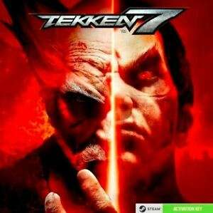 Tekken 7 Deluxe Edition Steam Key PC