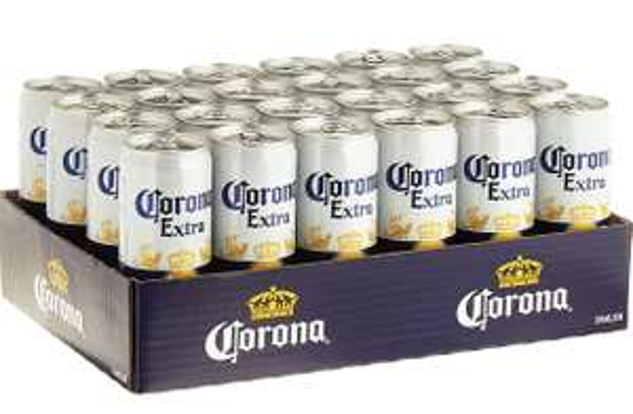 [Amazon] 24 Dosen Corona Extra Bier 0.33l Dose für 20,99 € zzgl. 6€ Pfand