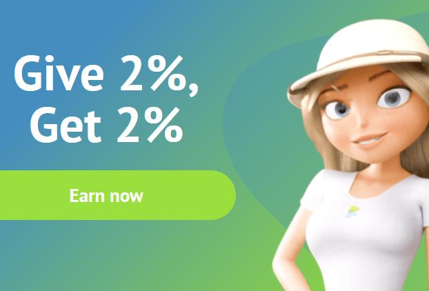 [KwK] Bondora Go&Grow: 5 € +2% +2% der Investition im 1. Monat