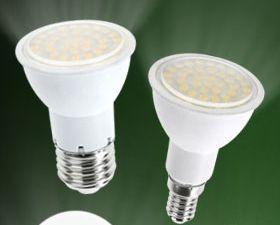 [NORMA] LED-Leuchtmittel mit 42 SMD-LEDs