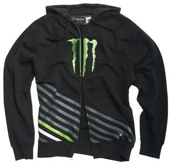Monster Energy Zip Hoodie (UVP 76,85)