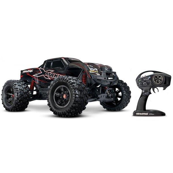 monsterhopups RC RTR Modelle doppelter Gutschein 5%, z.B.: Traxxas E-Revo - E-Maxx