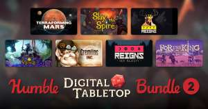 HUMBLE DIGITAL TABLETOP BUNDLE 2 (Steam) ab 1€