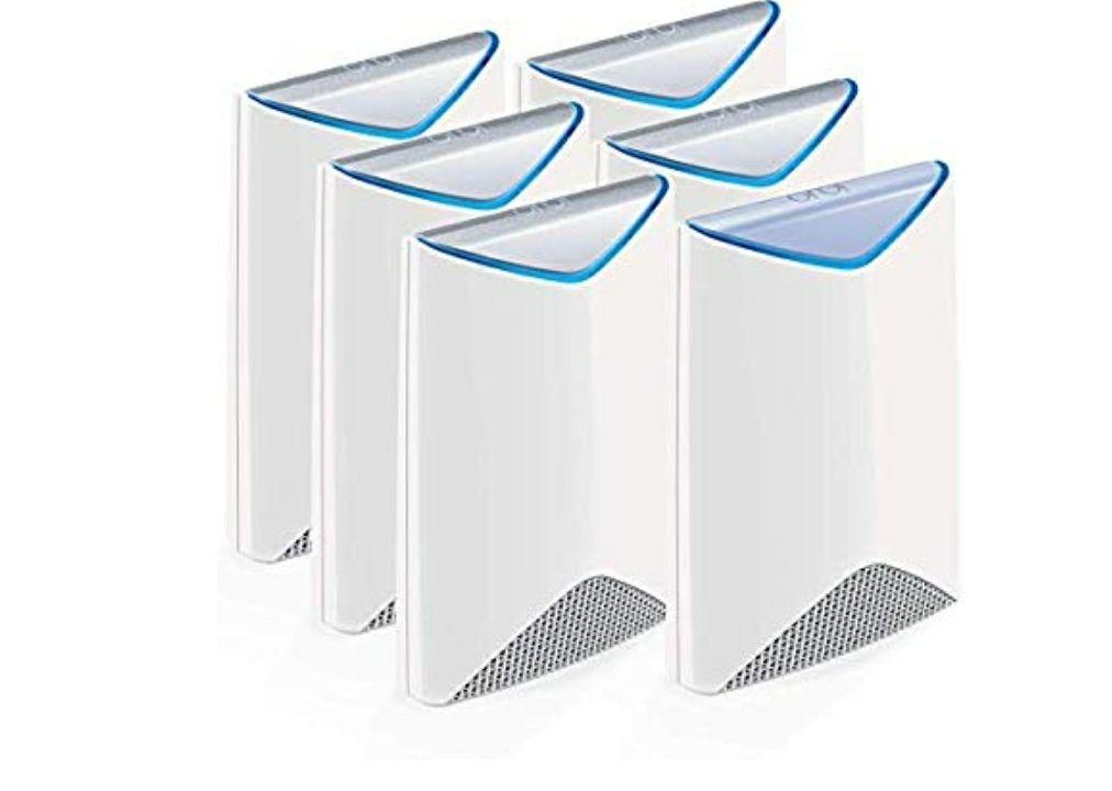 NETGEAR Orbi Pro 6er Set AC3000 Business-Mesh-WLAN