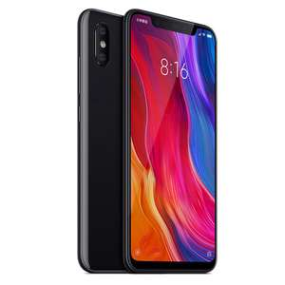 """[Amazon WHD] Xiaomi Mi 8 64 GB Black - Zustand """"Wie Neu"""": 196,29 - """"Sehr gut"""": 186,28 - """"Gut"""": 176,26 [2 Jahre Amazon Gewährleistung]"""