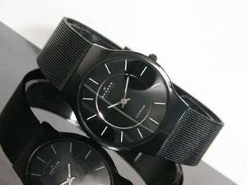 Skagen Herrenarmbanduhr Titan&Stahl - 84,99€ bei Amazon