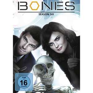 Bones: Die Knochenjägerin - Season 6 [6 DVDs] Amazon.de
