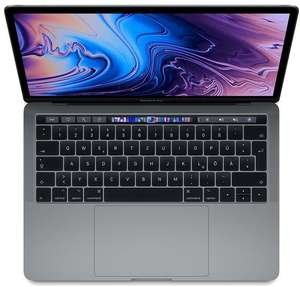 "Apple MacBook Pro 13"" - Space Grau 2019 CZ0WQ-01100 i5 2,4GHz, 16GB RAM, 512GB SSD, macOS - Touch Bar"