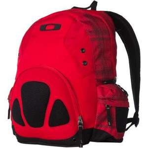 Oakley Rucksack Service in Rot @Amazon