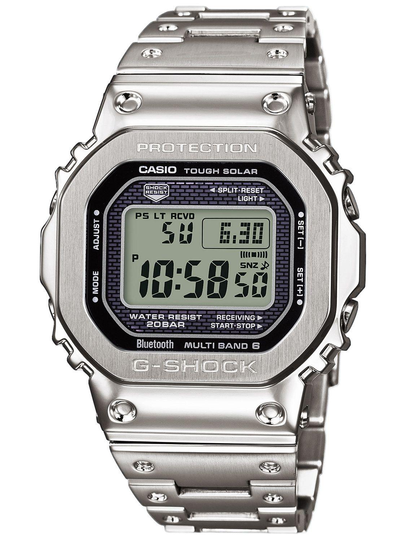 Casio G-Shock GMW-B5000D-1ER Funk-Solar-Herrenuhr