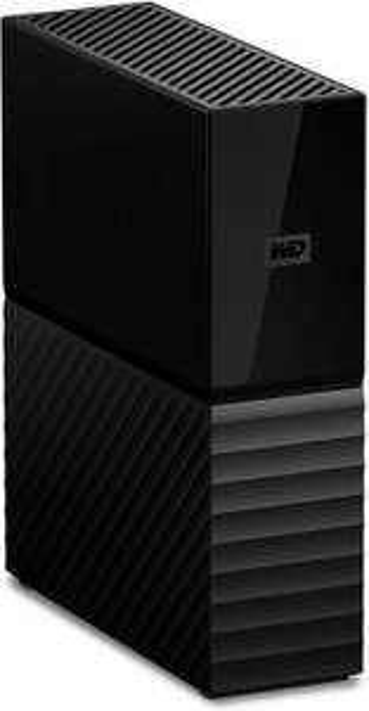 Western Digital WD My Book 12 TB USB 3.0 Desktop-Festplatte (mit Passwortschutz und automatischer Backup-Software)