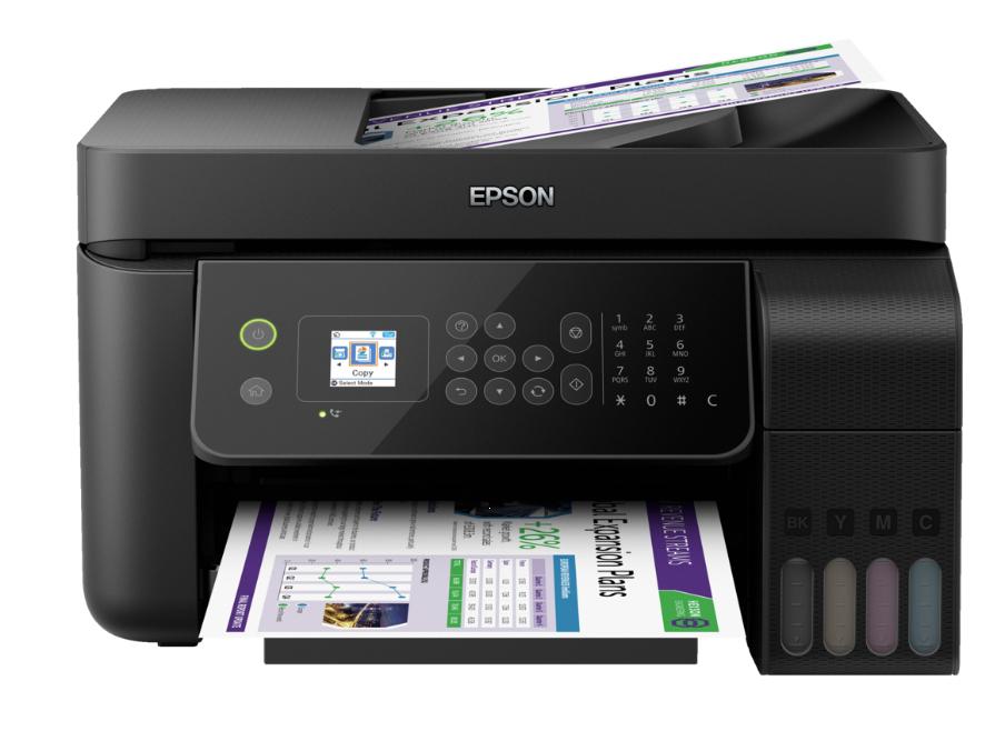 """[Aldi-Nord] """"Online"""" 4-in-1-Multifunktionsdrucker Epson EcoTank ET-4700"""