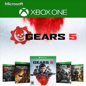 Gears 5: Bundle Pack (Xbox One) für 18,29€ (CDkeys)