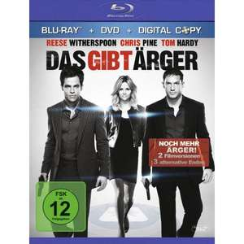 Das gibt Ärger [Blu-ray] / 127 Hours [Blu-ray] / Planet der Affen: Prevolution [Blu-ray] [Collector's Edition] für je 8,97€ - 9,97€ @Amazon (jeweils + DVD + inkl. Digital Copy)