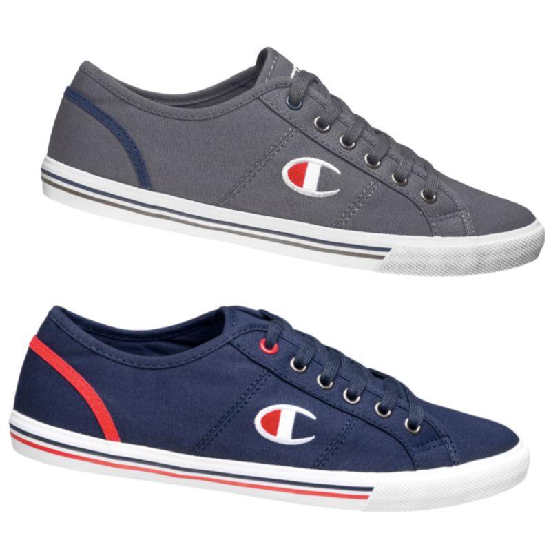 4 Champion Sneaker Modelle ab 26,94€ inkl. Versand, z.B. Champion Vista Canvas Low Top