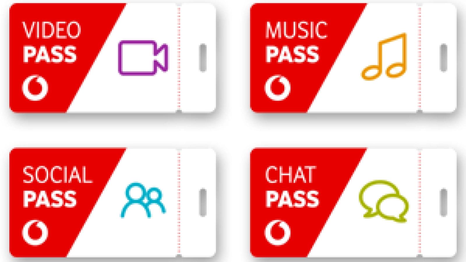 (mehrfacher) Vodafone Pass kostenlos möglich & auch bei Red+