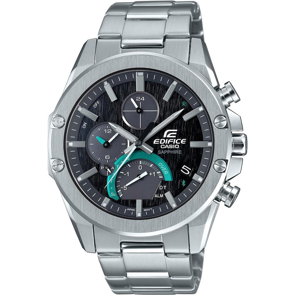 Casio Herren Edifice Chronograph SUPER SLIM EQB-1000D-1AER