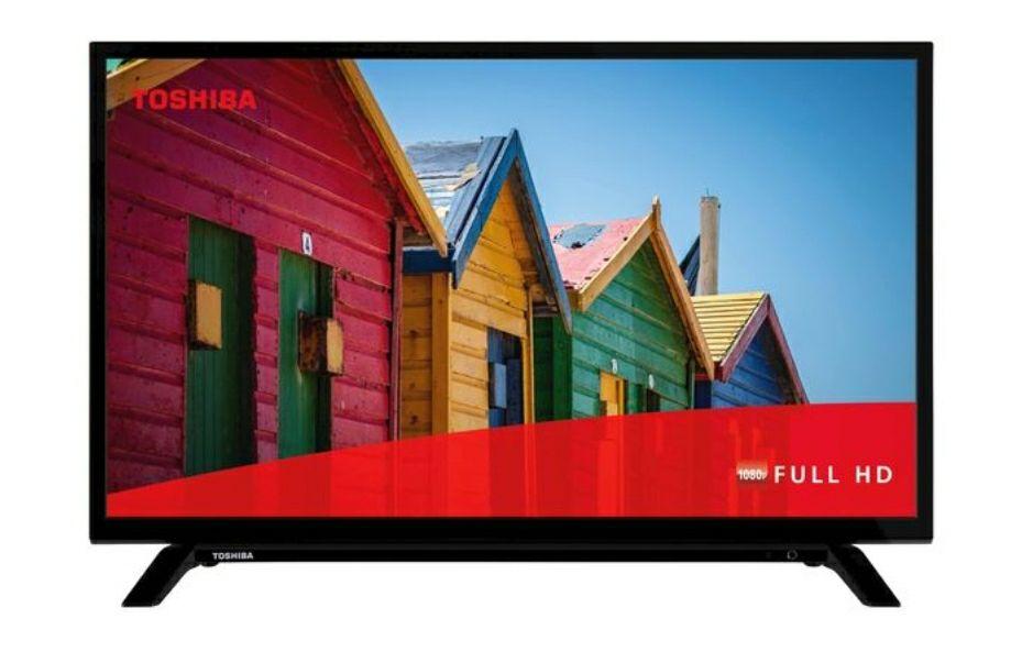 Toshiba 32 Zoll Full HD smart TV mit Netflix + Amazon Unterstützung, PVR
