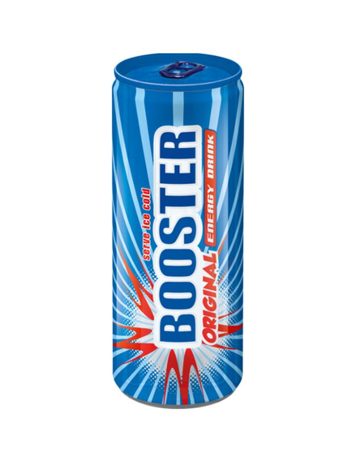 5 x Booster Energy 0,25 für 2,-- € @ Netto MD (=> je Dose 40 Cent)
