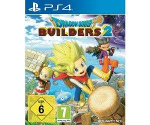 Dragon Quest Builders 2 (PS4) [Saturn & Mediamarkt Abholung & Amazon Prime]
