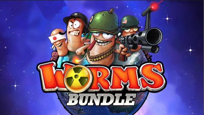 Worms Bundle (Steam) ab 2,19€ bei Fanatical