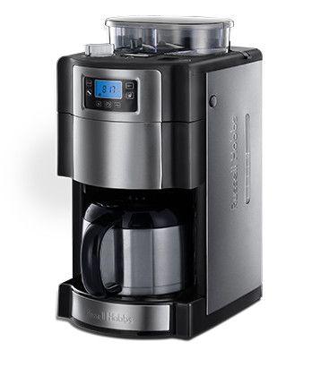 Russell Hobbs 21430-56 Buckingham Grind & Brew Filterkaffeemaschine [Expert]
