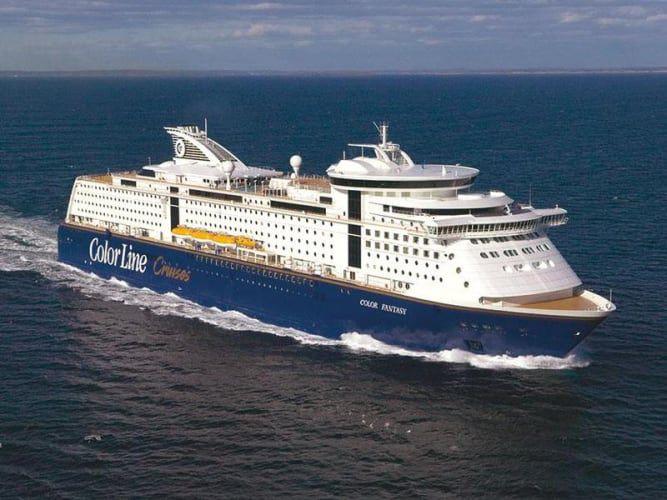Mini Kreuzfahrt von Kiel nach Oslo zu zweit für 160€!