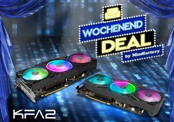 Wochenenddeal für 8GB KFA2 GeForce RTX 2070/2080 Super WTF 30€ Rabatt