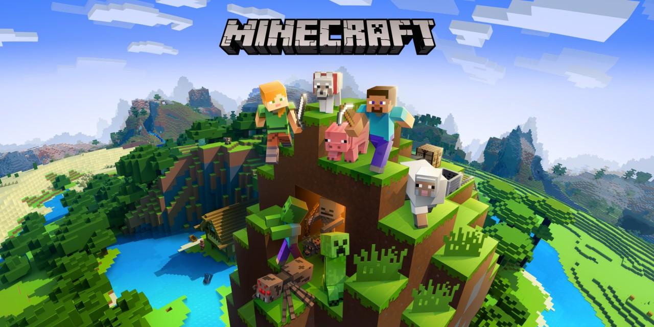 Nintendo Switch Minecraft eshop South Africa