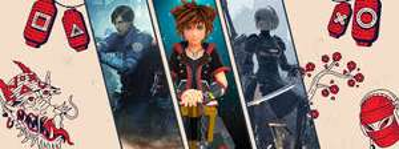 "[PSN Sammeldeal PS4] ""Big in Japan"" (mit Persona 5, Dragon Quest XI, Final Fantasy, Kingdom Hearts, Nier: Automata, Resident Evil, uvm.)"