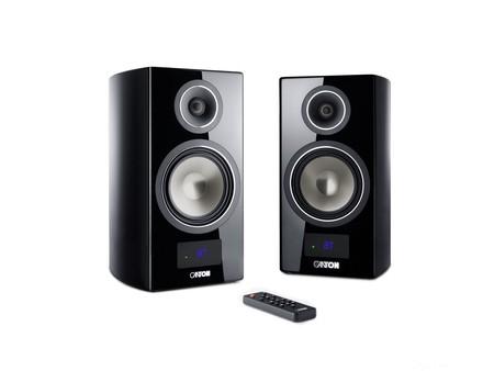 [EXPERT] Canton Smart Vento 3 schwarz (Setpreis) Lautsprecher (kabellos, 350 Watt)