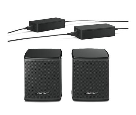 [EXPERT] BOSE Virtually Invisible 300 weiß (Setpreis) Lautsprecher kabellos Surround Speaker Soundtouch 300 Soundbar 500 / 700