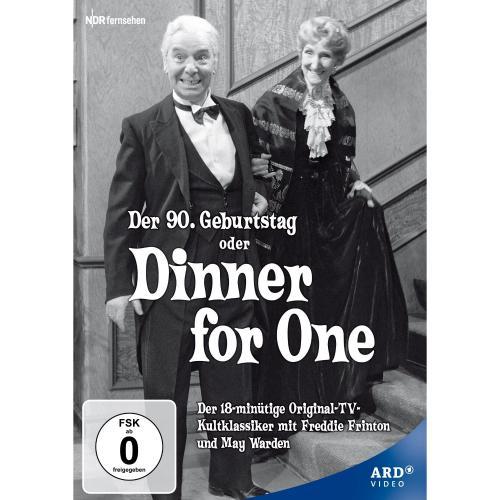 Bremen @Saturn > KULT - DVD Dinner for One