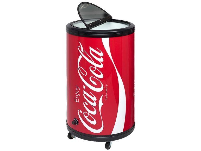 Partykühlschrank -Coca Cola Party Cooler SPC-55CC bei Lidl Online