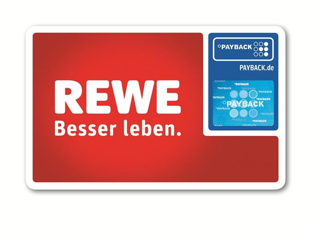 REWE - 20fach Payback Punkte (= 10% Rabatt) auf den gesamten Einkauf - Gültig bis 19.04.2020