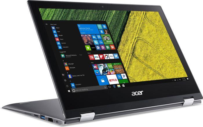 "MegaMarkenSparen mit Acer, Asus, HP & Lenovo: z.B. Acer Spin 1 (11.6"", Touch IPS, FHD, N5000, 4GB RAM, 128GB eMMC, lüfterlos, Alu, 1.25kg)"