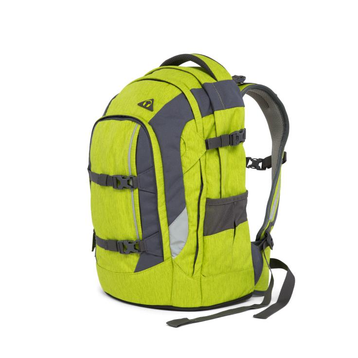 [Amazon Vorbestellung] SATCH Pack Kinder- Schulrucksack, Grün (Ginger Lime), 45 cm