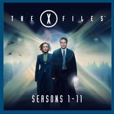 [Itunes US] Akte X - Komplette Serie - digitale Full HD TV Show - nur OV