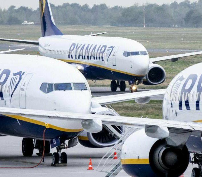 Ryanair Flash Sale: 15000 Sitzplätze ab 5€ oneway / 10€ return