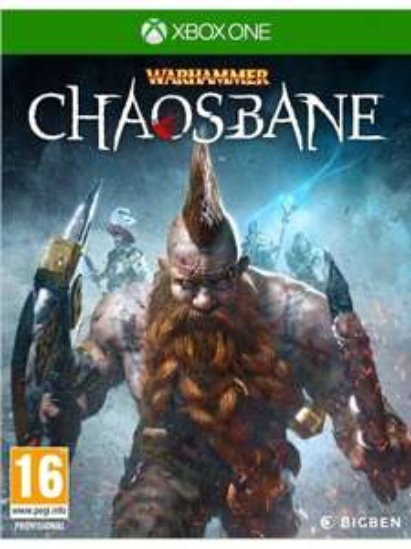 Warhammer: Chaosbane (Xbox One) für 16,55€ (Base.com)
