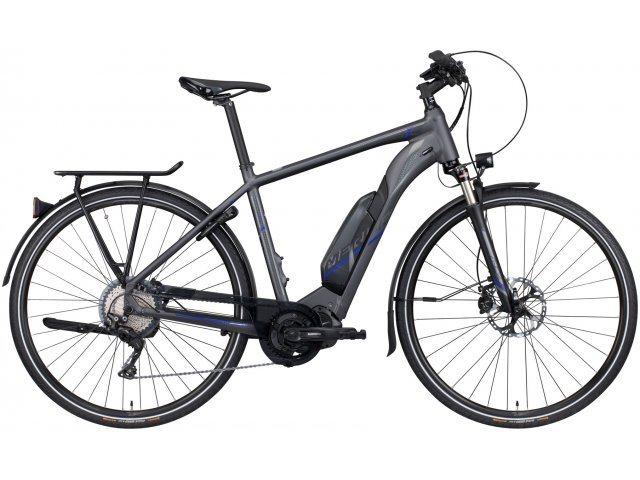 E-Bike Touring und Trekking Merida eSPRESSO XT-Edition EQ E-Bike Komplettrad