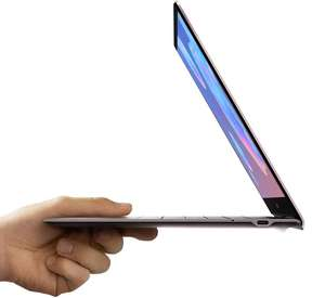 """[CB] Ultrabook Samsung Galaxy Book S (13,3"""" FHD Touch TFT, Snapdragon 8cx, 8GB/256GB SSD, LTE, 961g, max. 11,8mm, 42Wh, 25h Video Standby)"""