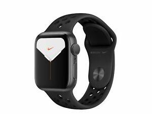 Apple Watch Series 5 Nike+ 40mm GPS Alu. Space Grau Sportarmband Gravis Ebay ggf 404€